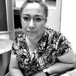 Carmen Murillo. Apoyo secretarial